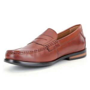 COLE HAAN Woodbury Pinch Friday Penny Loafers 10